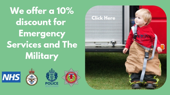 We offer a 10% discount for Emergency Services and The Military (3)
